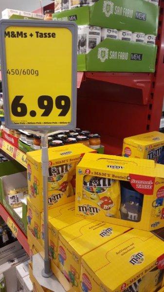 2 Beutel M und MS + Becher für 6.99€ bei penny in Mühlenberg