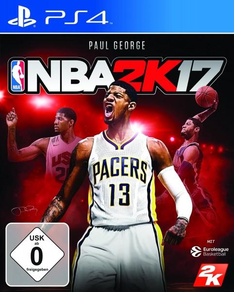 NBA 2K17 PS4/Xbox one für 49,99€ bei 4u2play.de