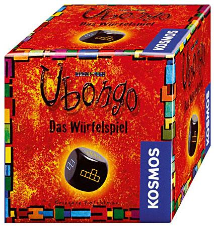 Ubongo - Das Würfelspiel statt 11,89€ - 59% günstiger als Vergleichspreis [Spiele-Offensive.de]
