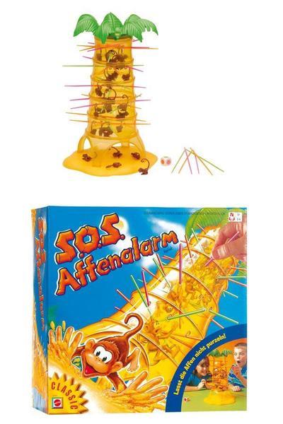 """S.O.S. Affenalarm"" Brettspiel für 14,43€ inkl. Versand [Thalia]"