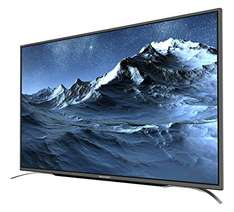 SHARP 109 cm (43 Zoll) Fernseher LC-43CFE6352E  (Full HD, Triple Tuner, Smart TV, Wifi) [Energieklasse A+]