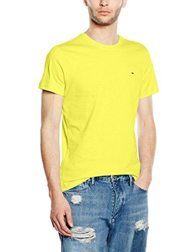 Tommy Hilfifger Tshirt ab ca. 10€ (Gelb, Größe L) (Amazon)
