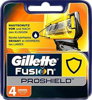 Gillette Fusion Proshield Rasierklingen 8 Stück 25,89 €
