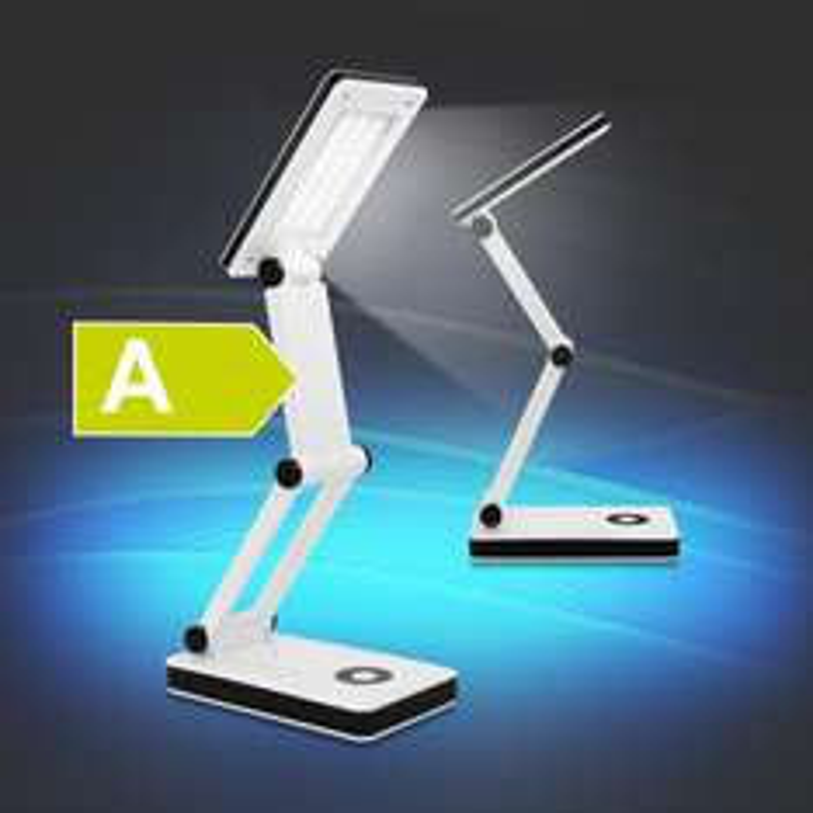 30 LED Flexible Tischlampe nur 9,99€ inkl. VK statt 19,99€.