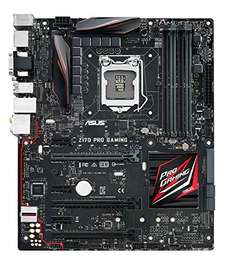 [Amazon.de] Asus Z170 Pro Gaming Mainboard für 130,79 EUR