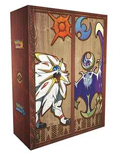 [Preisfehler] Pokémon Sun and Pokémon Moon: Official Collectors Vault Edition (gebundene Ausgabe) für 12,27€ [Amazon Prime]