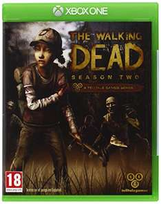 Xbox One - The Walking Dead (Season 2) für €11,57 [@Amazon.es]