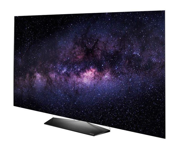 """[EuronicsXXL Johann+Wittmer Ratingen] LG 65B6D - 65"""" 4K HDR OLED TV mit Premium UHD-Siegel, Dolby Vision und webOS 3.0 - neuestes Modell von LG - Harman-Kardon Sound mit 40 Watt - hauchdünn und flat - für nur 3.999 € (Selbstabholer) - Online zzgl. Ve"""
