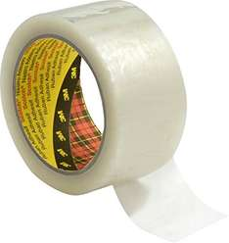 6 Rollen - Scotch Verpackungsklebeband - 66 m - KLAR