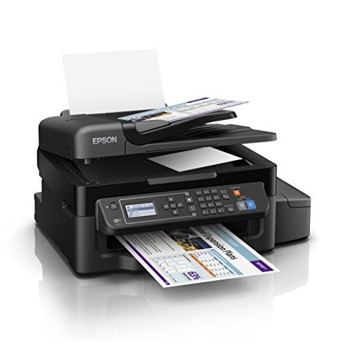 EPSON EcoTank ET-4500 4in1 Multifunktionsgerät für 289€ - 50€ Cashback = 239€ mit 3 Jahren Garantie auf amazon.de