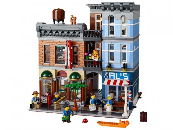 Lego 10246 Detektivbüro bei Galeria Kaufhof Online
