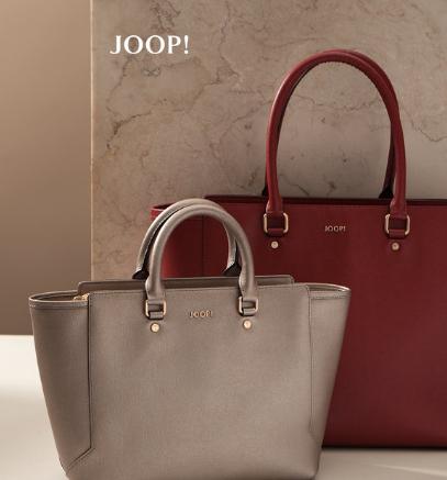 Super Joop! Ausverkauf mit bis zu 70% Rabatt auf Accessoires für Sie & Ihn von Joop!, Ledergeldbörsen ab 39€