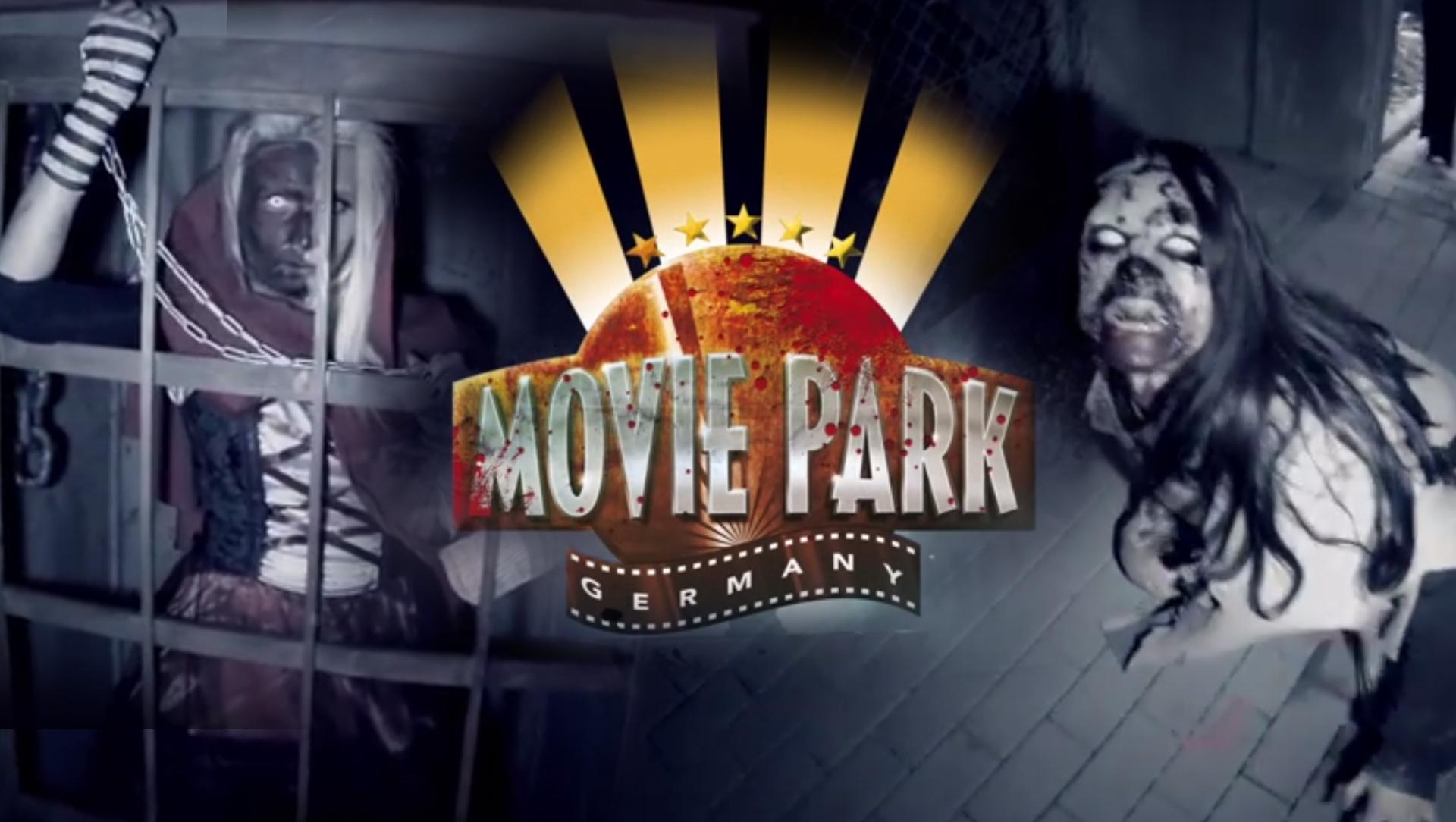Halloween Horror Fest im Movie Park(Bottrop) 08.10.2016 26% Rabatt = 7,50€