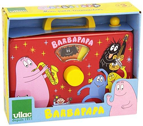 Barbapapa Spieluhr x27Mein kleines Kofferradiox27 für 9,36€ mit [Amazon Prime]