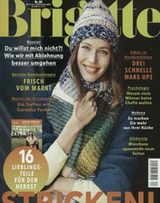 26 Ausgaben Brigitte (Jahresabonnement) für effektiv 1€ durch 90€ Bestchoice Universalgutschein bei 91€ Abokosten