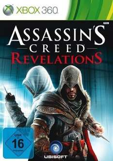 [Amazon Prime] Assassins Creed Revelations - XBox 360