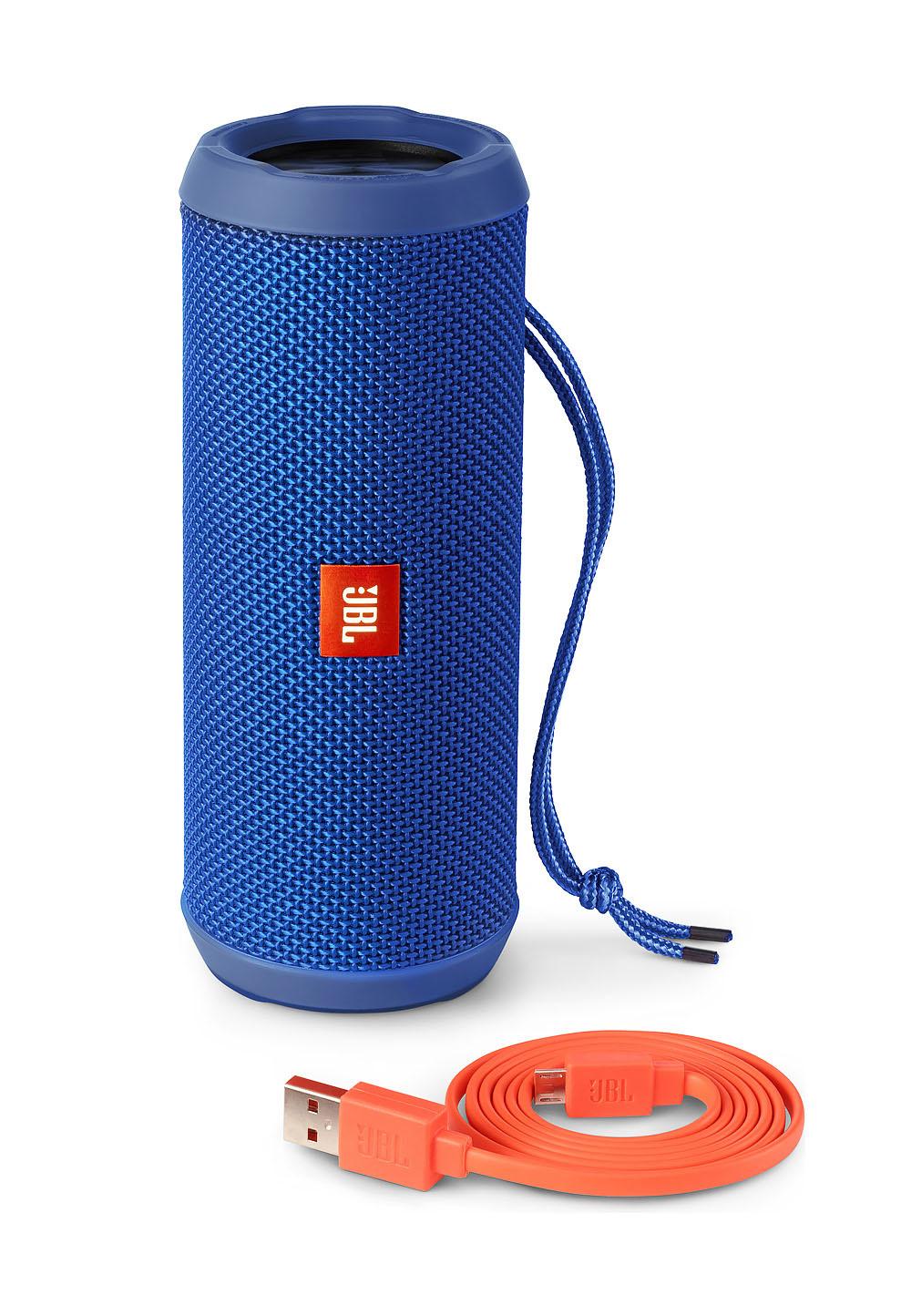 (Brands4Friends) JBL Flip 3 in Blau inkl. Füllartikel für 67,88 €