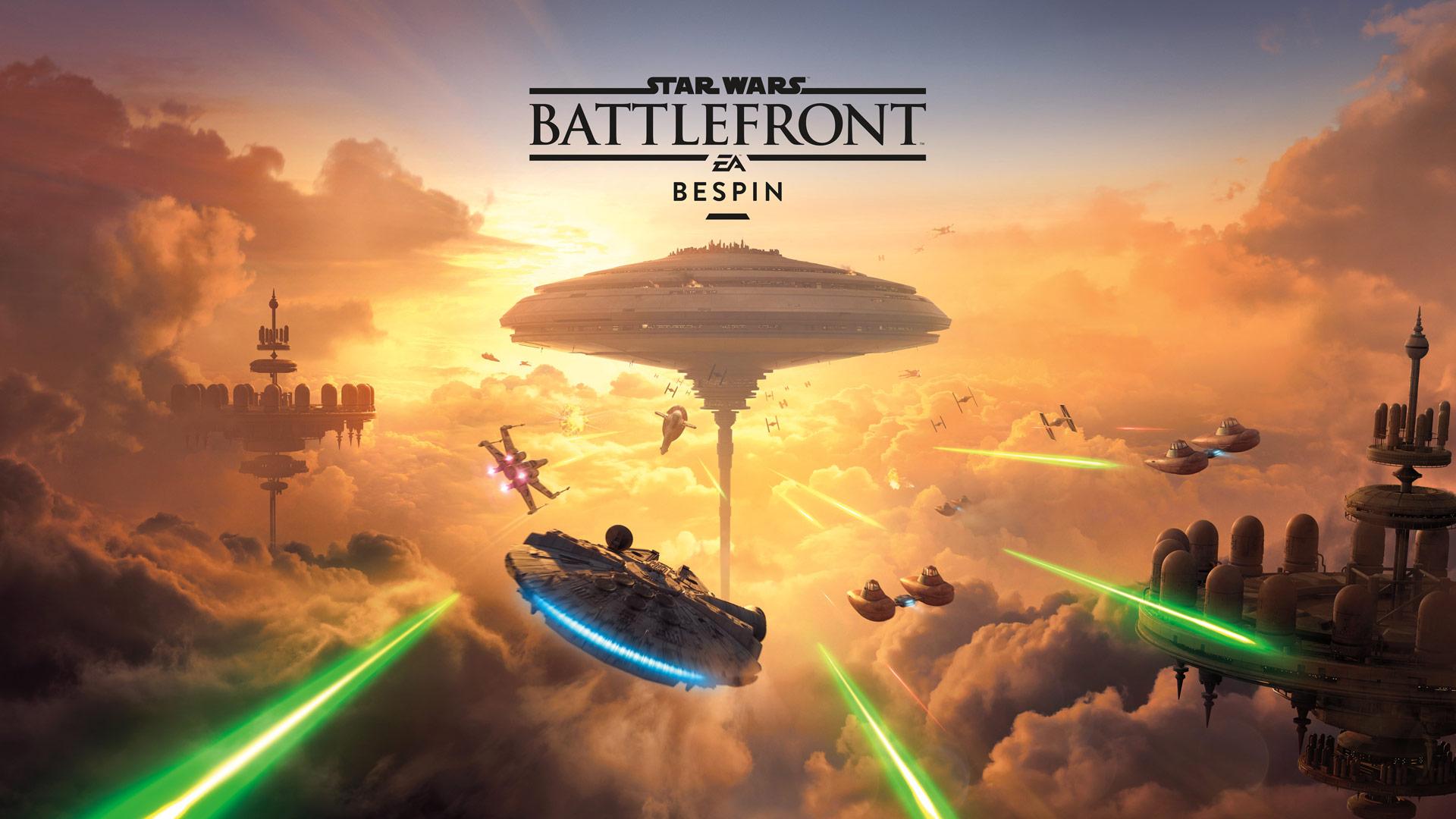 Star Wars: Battlefront  Wolkenstadt DLC Bespin derzeit kostenlos spielbar bis zum 18. September 2016 [PC, Xbox One und PS4]