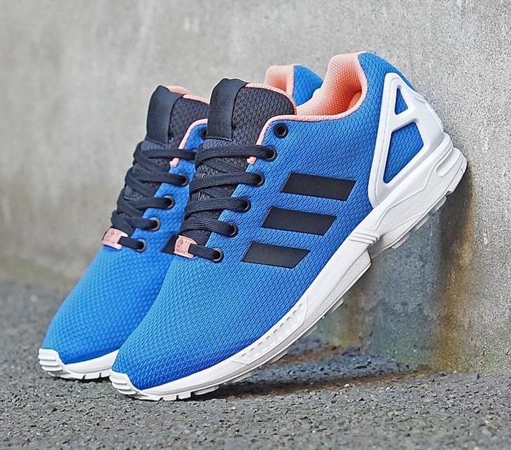 [Outlet46] Adidas ZX Flux - blau/weiss für 39,46 € (versch. Größen)