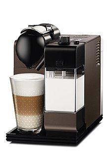 Delonghi Nespresso Latissima+ inkl. 70 EUR Nespresso Guthaben [Brands4Friends]