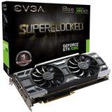 8192MB EVGA GeForce GTX 1080 SC Gaming ACX 3.0 Aktiv