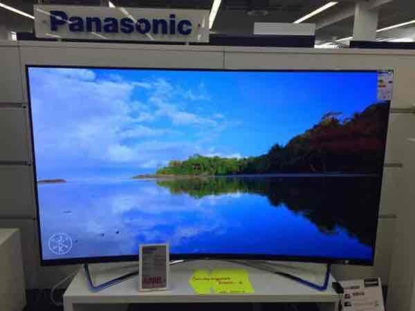 [Lokal Mediamarkt Köln Marsdorf] Sonderangebot Panasonic TX-65 CZW 954