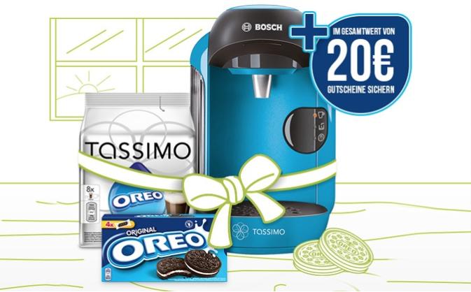[Groupon] TASSIMO Oreo-Paket für effektiv 39,99€ statt 109,99€