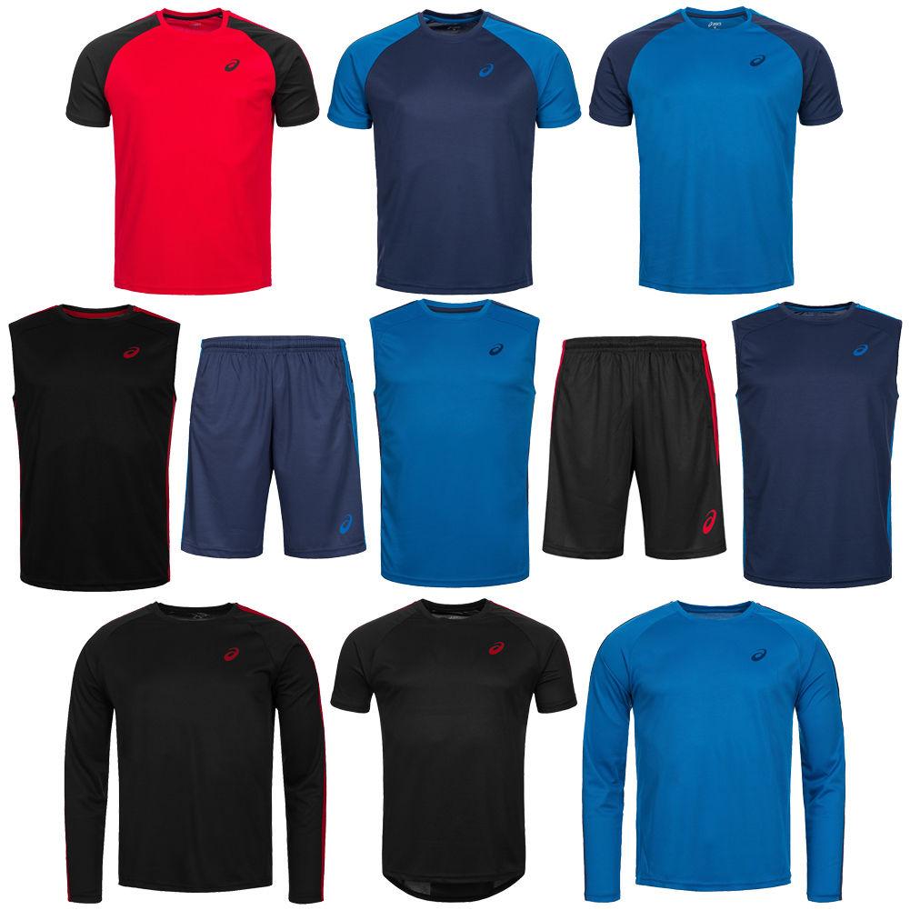 Fitnesskleidung von ASICS nur 15,99€ (Herren) statt 25€.