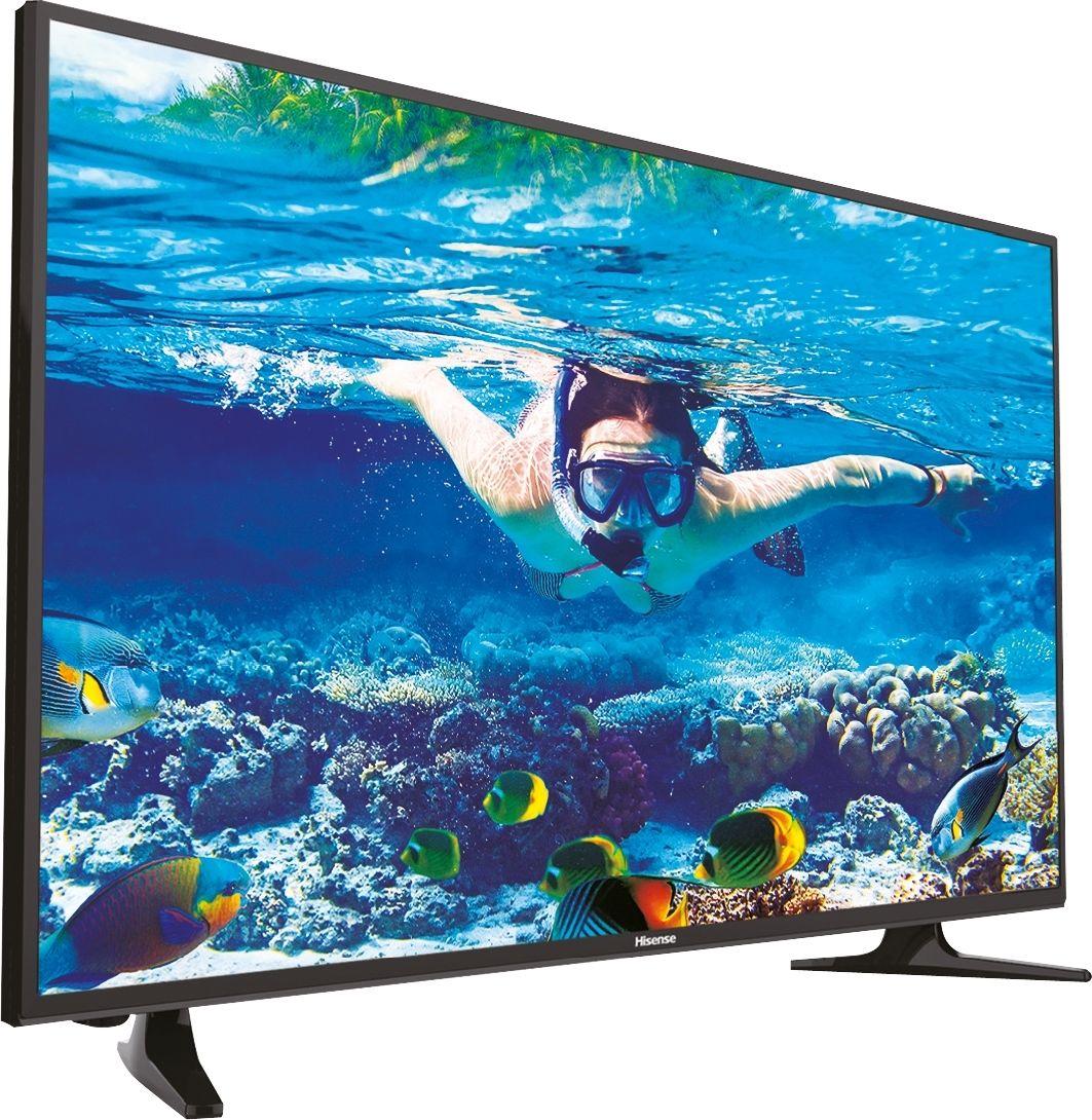 """Hisense LTDN40D50TS für 249€- 40"""" FullHD TV mit Triple-Tuner"""