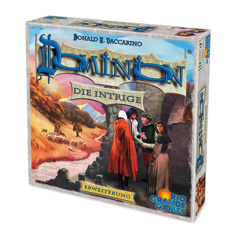 """[amazon Prime] Dominion Erweiterung """"Die Intrige"""" für 16,60€ 25% unter idealo"""