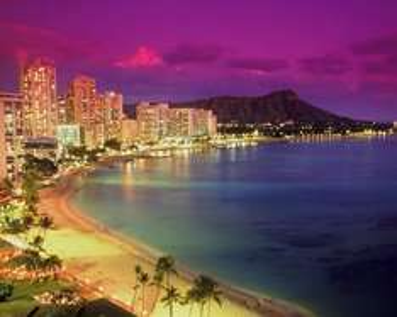Hin- und Rückflüge von Amsterdam oder Frankreich (Paris, Lyon, Nizza oder Straßburg) nach Hawaii (Honolulu, Lihue, Kahului, Kona) [Oktober - März]