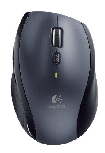 Amazon - Logitech M705 Laser-Maus schnurlos [schwarz/grau]