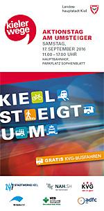 [Kiel] Gratis KVG Bus fahren - 17.09.2016