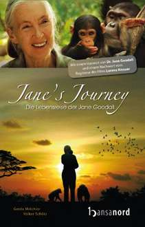 Kindle:Jane´s Journey: Die Lebensreise der Jane Goodall