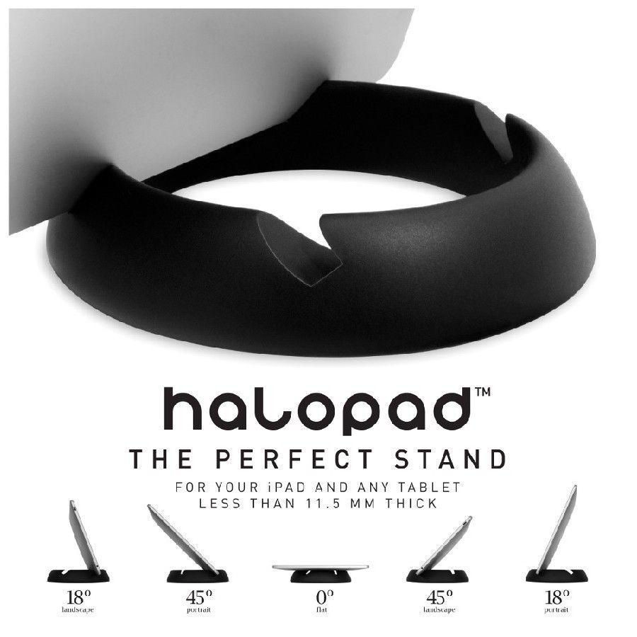 Halopad Ständer für Apple iPads, SamsungTablets @ebay 8,99€