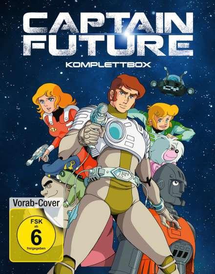 Preisfehler?! € 19,12 für Captain Future Komplettbox [Blu Ray] VSK-frei bei JPC.de