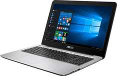 Asus X556UQ-DM523 (15,6 FHD matt, i5-6198DU, 8GB RAM, 1TB HDD, Geforce 940MX, Wlan ac + Gb LAN, USB Typ-C,~6h Akkulaufzeit, FreeDOS) für 489,90€ + 110€ in Superpunkten [Rakuten]