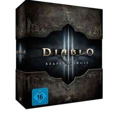 Amazon Diablo 3 Reaper of Souls Collerctors Edition PC für 33,38 Euro