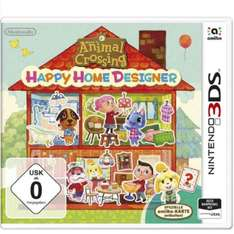 Amazon Prime Animal Crossing: Happy Home Designer - [3DS] für 15,50