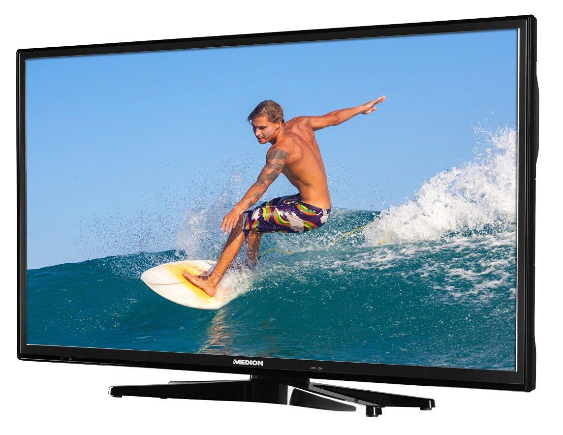 "Medion™ - 31.5"" LED-Backlight TV ""P15120"" (FullHD,Triple-Tuner,Media Player,CI+,2xHDMI,USB,A+) ab €170,05 [@Medion.de]"