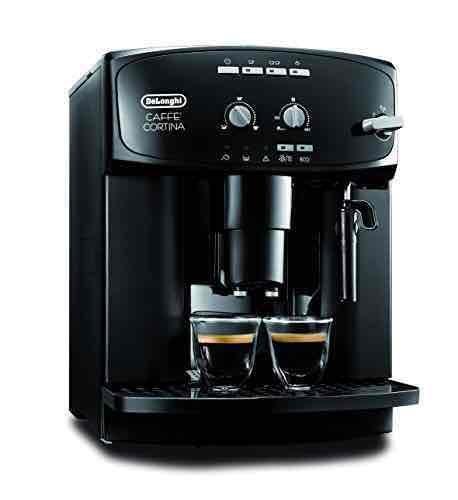 Amazon DeLonghi ESAM 2900 Kaffee-Vollautomat (1,8 Liter, 15 bar, Dampfdüse) schwarz für 250,59 Euro