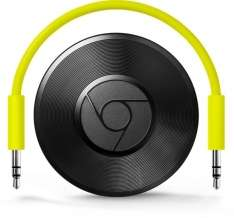 Google Chromecast Audio für 27,88€ [Mymemory]