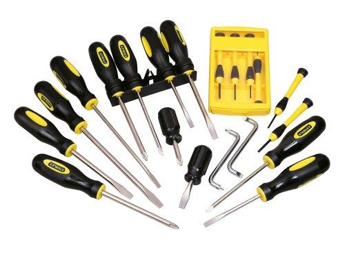 STANLEY (basic) Schraubendreher-Set (GUTES Werkzeug)