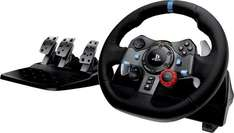 Logitech G29 Driving Force Rennlenkrad inkl. Pedale PS3 PS4 PC