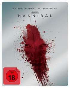 Thalia: Hannibal - 15th Anniversary (Limited Steelbook) - (Blu-ray) für 10€