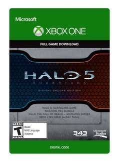 Halo 5 Guardians Digital Deluxe Edition @CDKeys