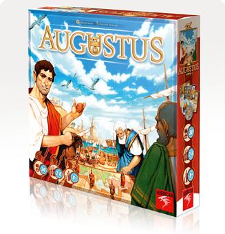 [Spiele-Offensive.de] Brettspiel Augustus für 13,79€