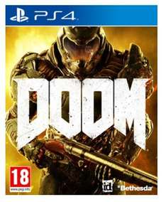 Doom (PS4/Xbox One) für 23,87€ (Base.com)