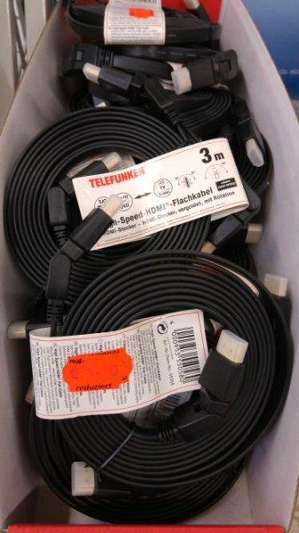 HDMI Kabel 3m für 1,80 (lokal) In Traunstein beim Real