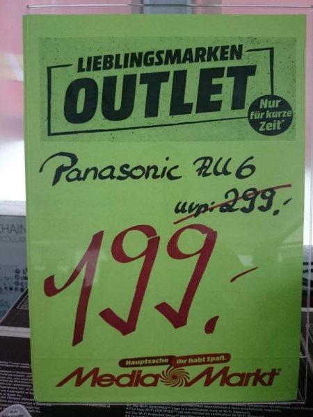 Lokal MM Essen Panasonic All 6 WLAN Lautsprecher analog Sonos
